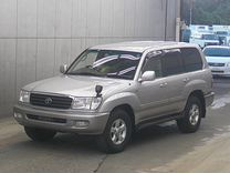Двигатель Land Cruiser 100 1998г