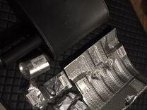 Глушитель на toyota camry XV70