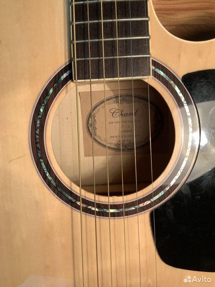 Электроакустическая гитара Chard  89024865089 купить 8