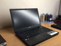 Игровой Acer Е5-521/15.6 4 ядра 2 видео карты