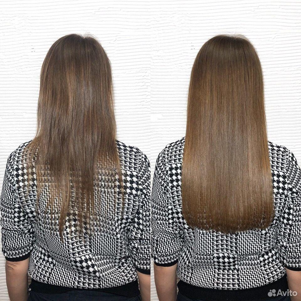 Наращивание волос качественно  89286620359 купить 4