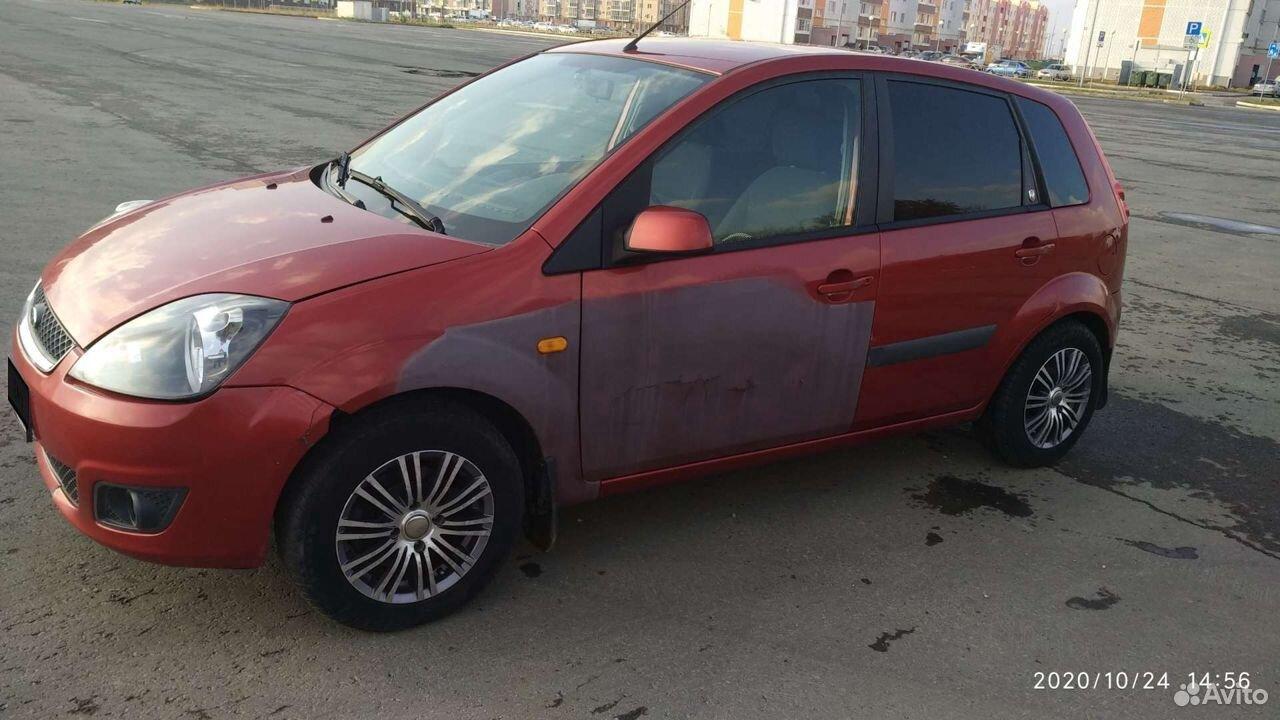 Ford Fiesta, 2007  89874313503 купить 3