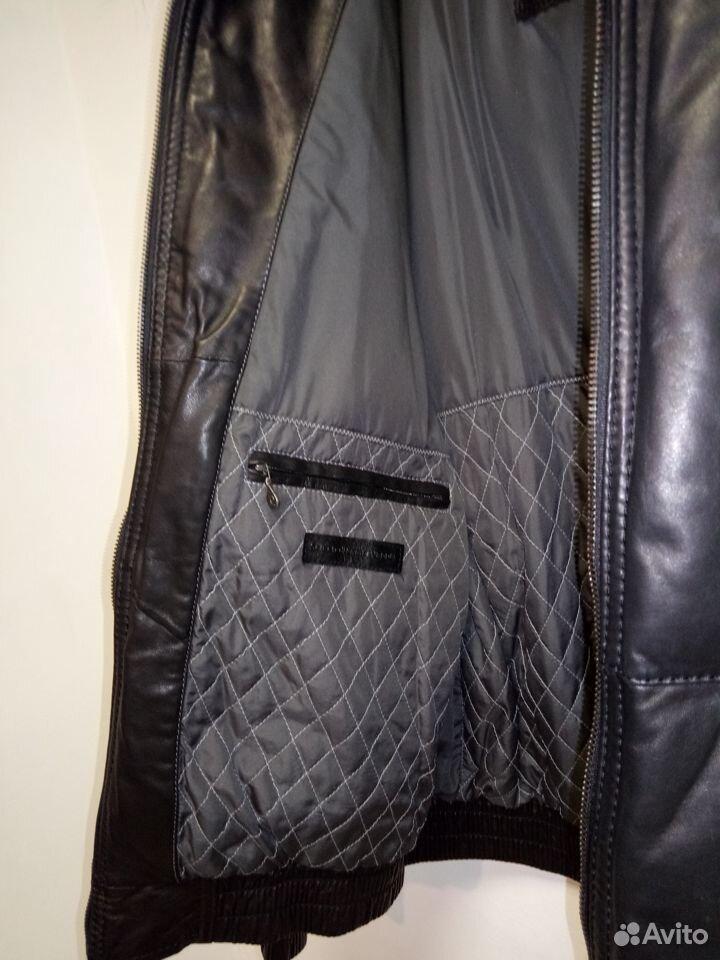 P Cardin 56,58 новый пуховик кожа Felice Ярославль  89109793549 купить 6