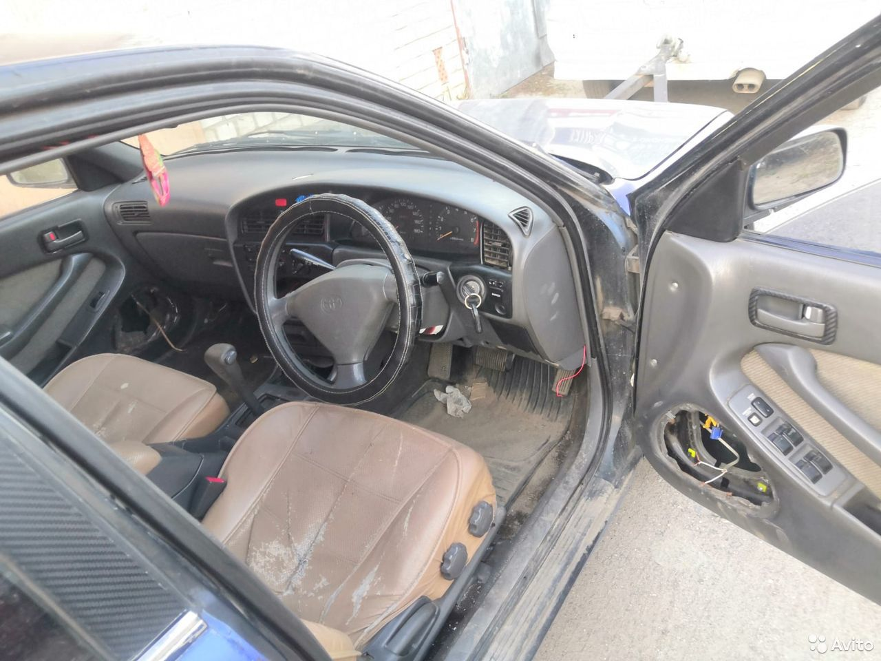 Toyota Camry sv30 в разб
