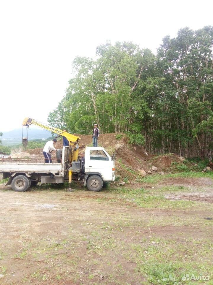 Услуги грузовик с краном  89006854545 купить 1