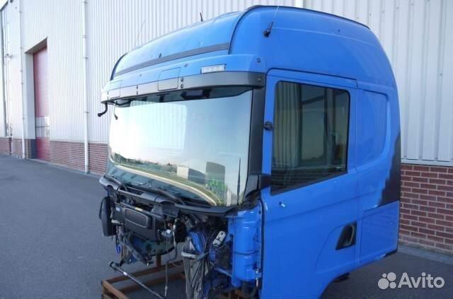 Кабина Скания PGR (Scania PGR)