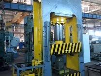 Пресс гидравлический дб2432 (дг2432) усилие 160тн