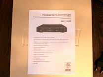 DVD-плеер Mystery MDV-742UM с караоке