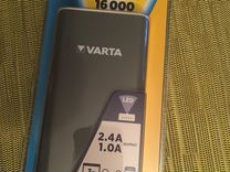 Внешний Аккумулятор Varta на 16000 mAh
