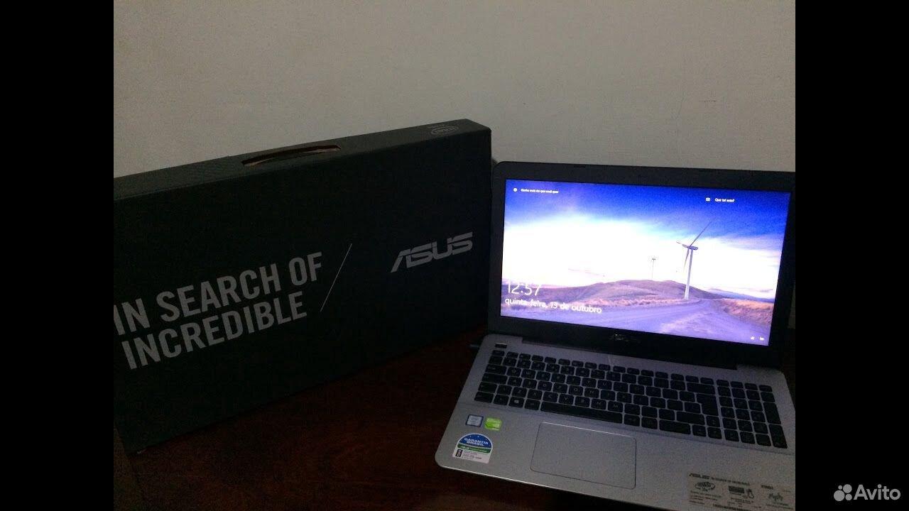 Asus X555UB 15.6 i5 6200U 6GB 1000G GT940 как нов  89242094940 купить 1