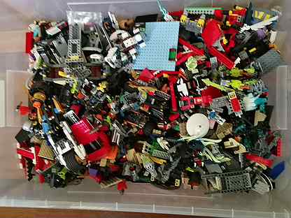 Lego technic star wars ninjago около 15 разобранны