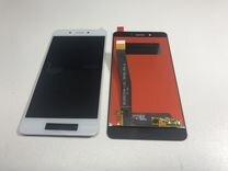 Huawei Honor 6C - Дисплей белый