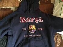 Новая кофта Barcelona атрибутика