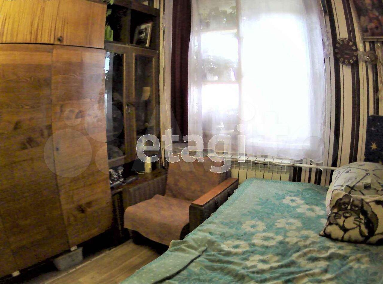 Комната 17 м² в 1-к, 2/5 эт.