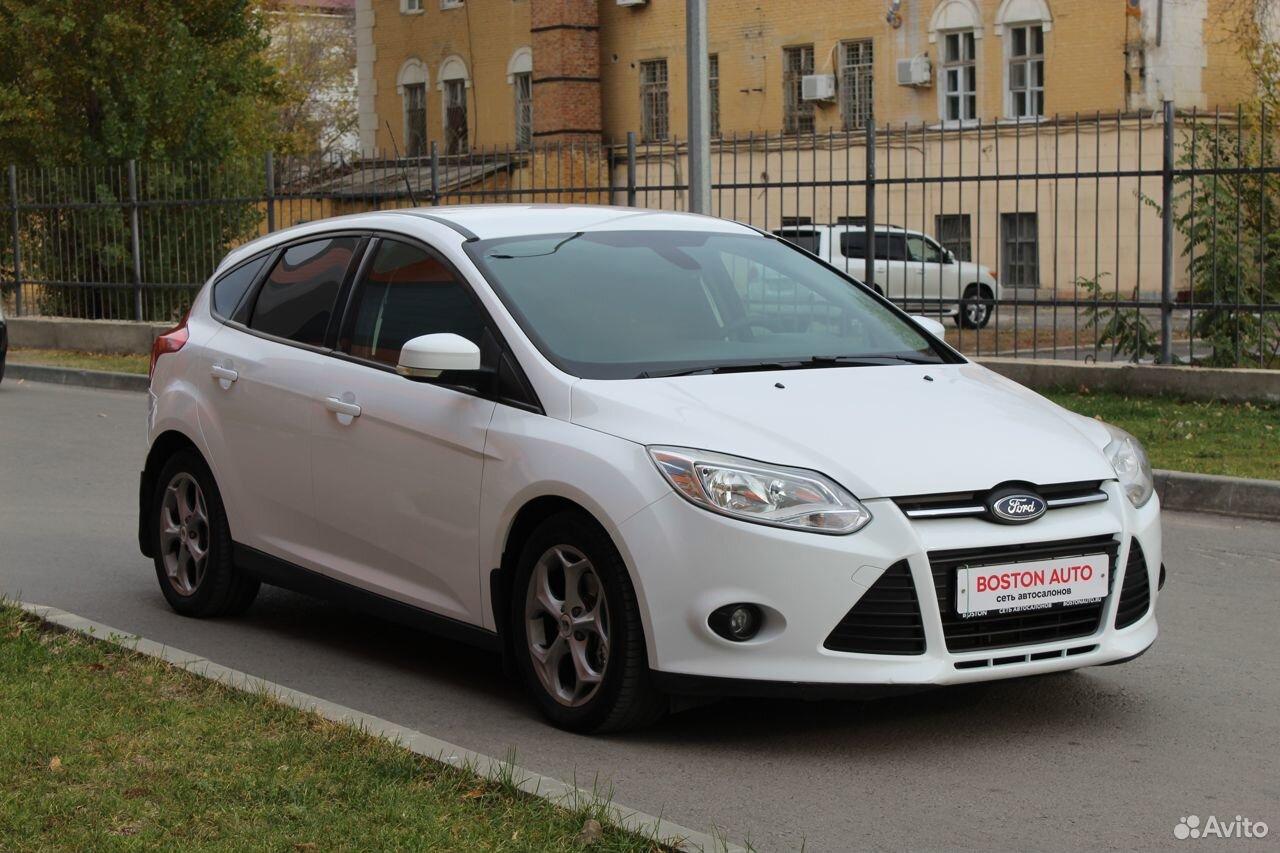 Ford Focus, 2012  89195434917 купить 7