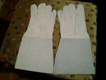 Перчатки рабочие на меху