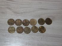 Монета СССР 1 копейка 1961-1991 г.г. погодовка 11