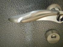 Двери входные с порошковым покрытием+винил