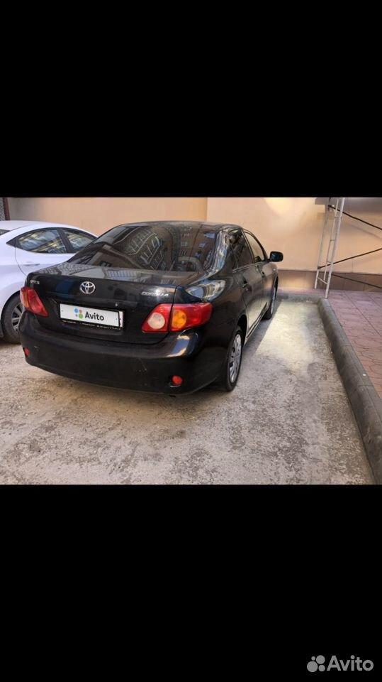 Toyota Corolla, 2008  89285162697 купить 3