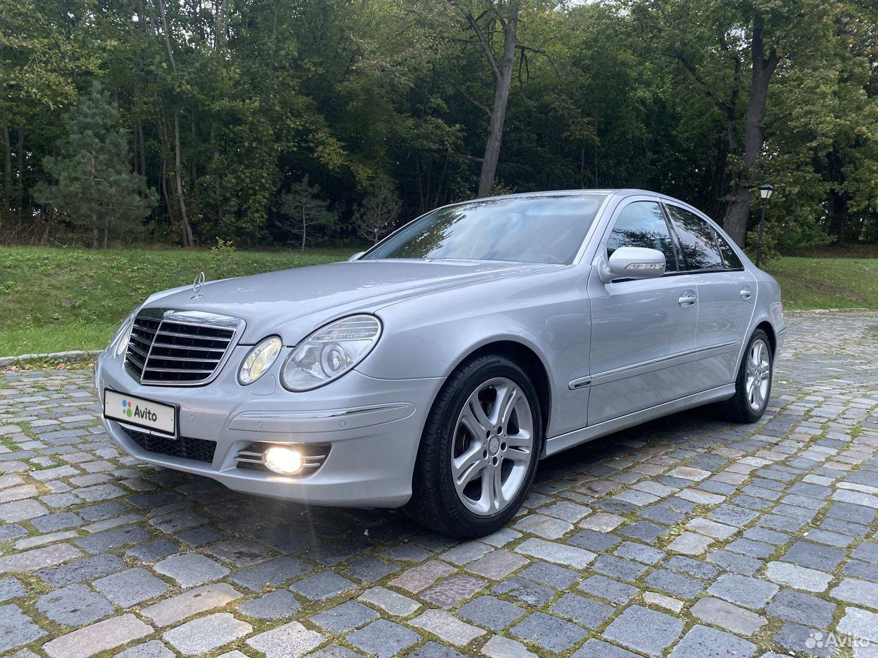 Mercedes-Benz E-class, 2009  89097977517 buy 4