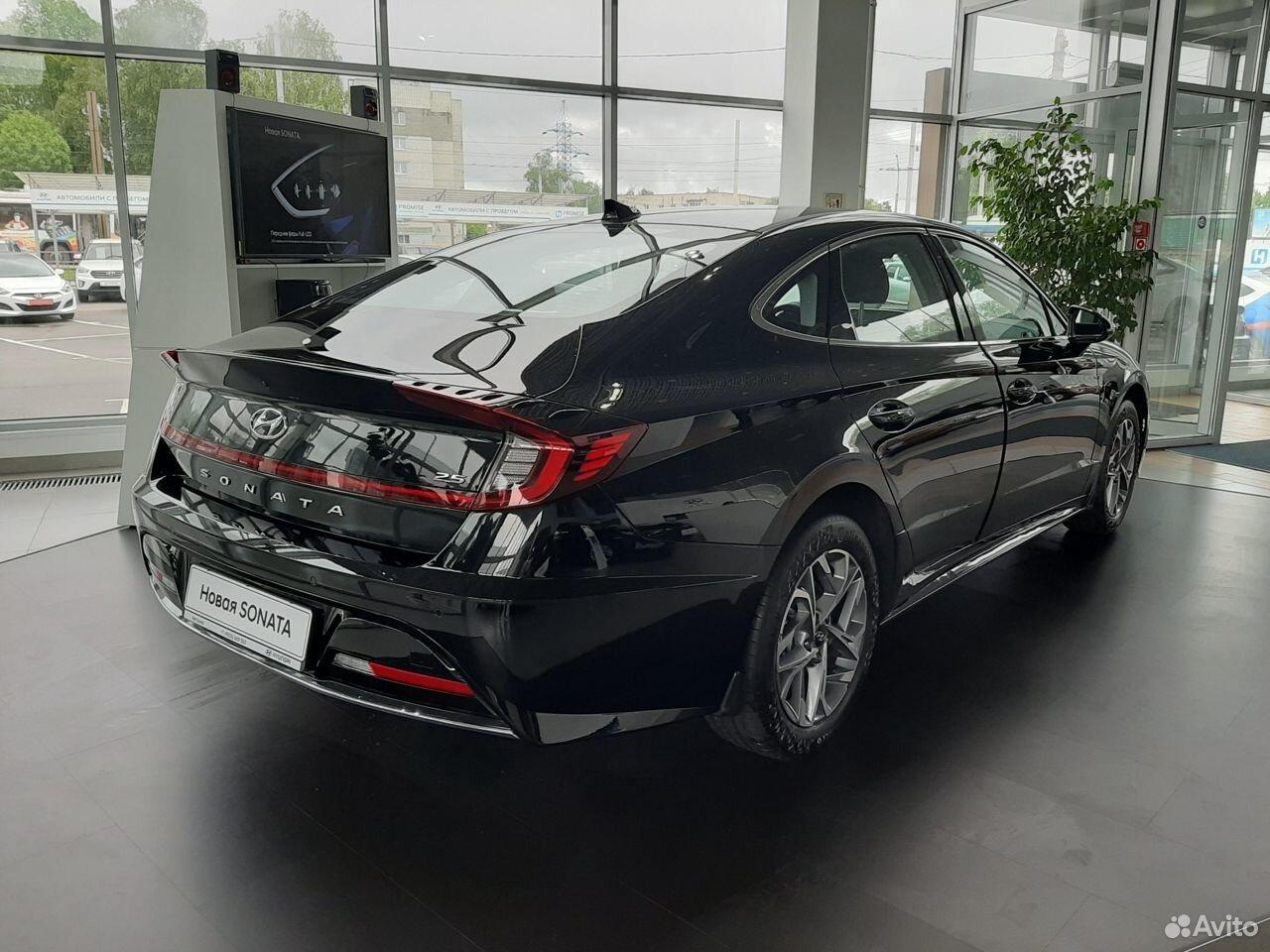 Hyundai Sonata, 2020  89133308137 купить 5
