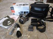 Цифровой фотоаппарат Sony NEX-5K Kit 18-55