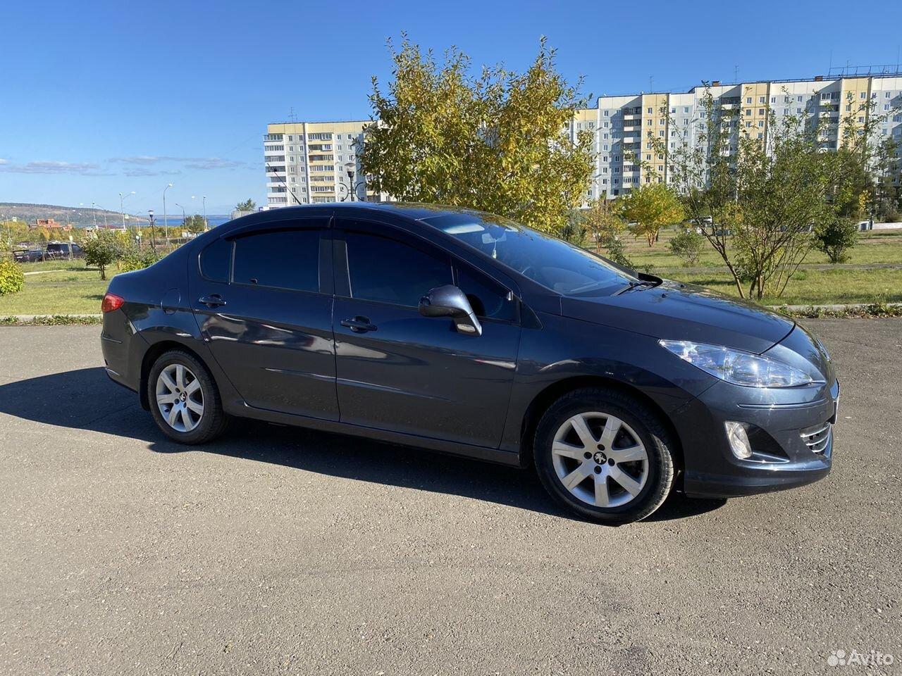 Peugeot 408, 2012  89246322243 купить 9