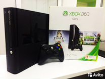 Xbox 360e+500GB+40топ игр+гарантия год