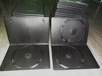 Коробки для дисков (46 шт.)