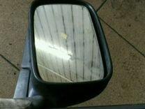 Зеркало левое Шкода Фелиция 2000г в