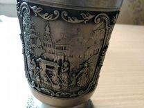 Антикварный стакан