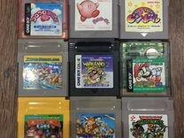 Game Boy картриджи (обновление 21.04.19)