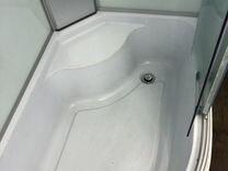 Душевая кабина 120*80 см (Россия)