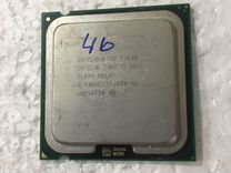 Процессор Intel Core 2 Duo E4600
