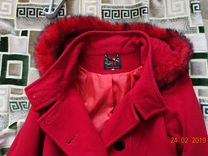 Пальто, подойдет беременной