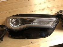 Фара на Ауди А6ц7 Audi A6C7