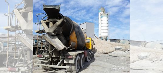 Купить бетон в магнитогорске на авито стяжка пола с керамзитобетоном цены