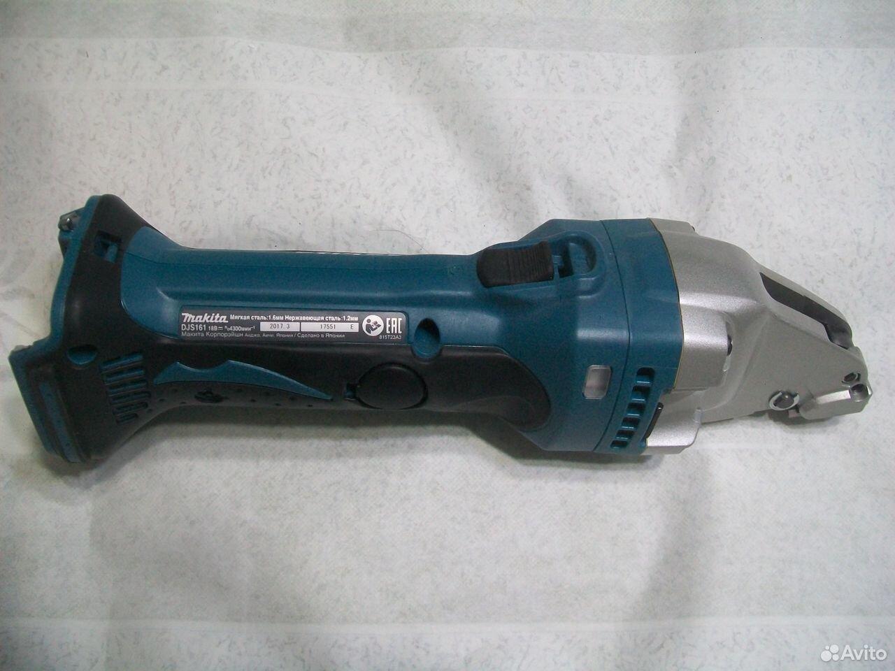 Аккумуляторные шлицевые ножницы по металлу Makita  89048637173 купить 6