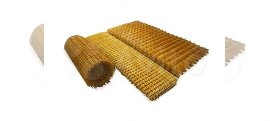 Стеклопластиковая сетка дорожная, кладочная 4 мм купить в Краснодарском крае | Товары для дома и дачи | Авито