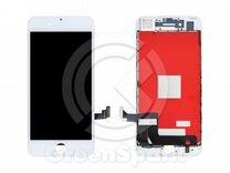 Дисплей для iPhone 7 +тач белый с рамкой AAA copy