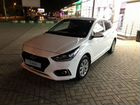 Hyundai Solaris 1.6AT, 2019, 37700км