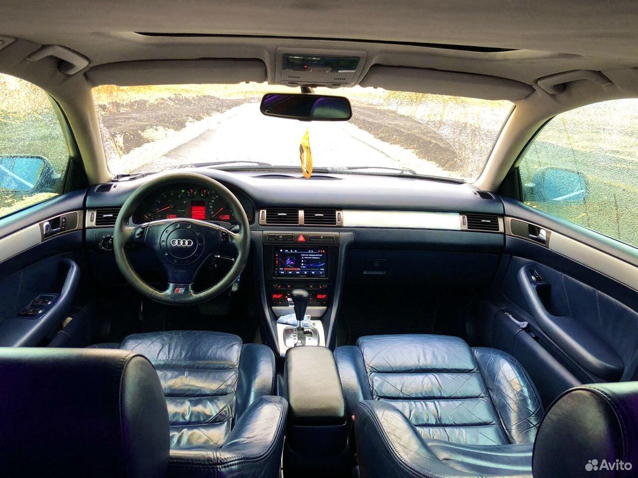Audi A6, 1999  89606979865 купить 6
