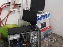 Компьютер и сканар