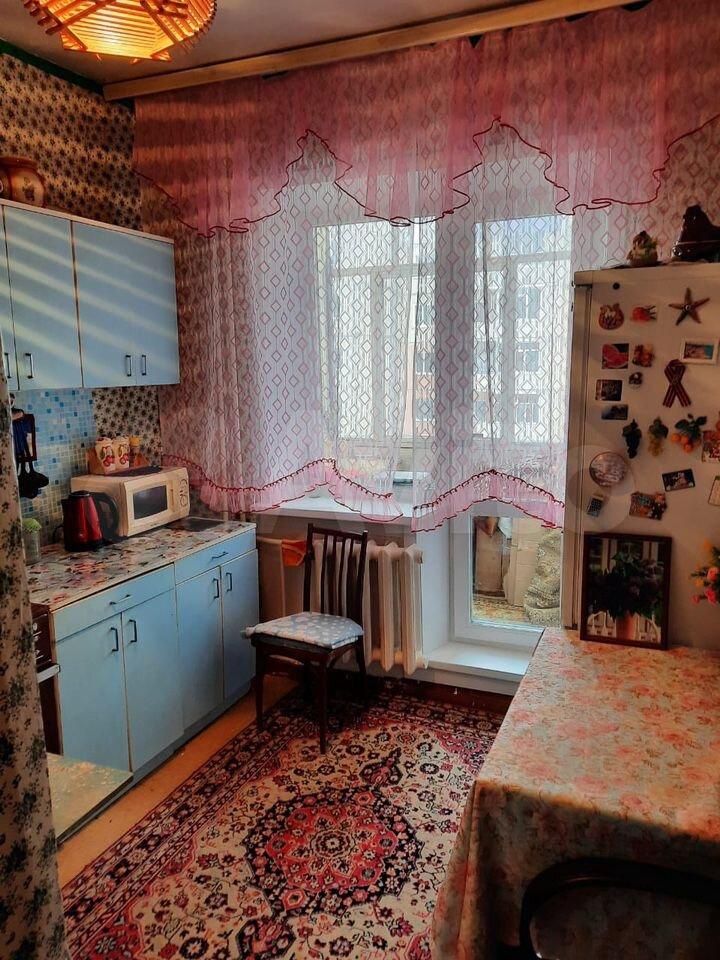 1-к квартира, 35.3 м², 6/9 эт.  89245927367 купить 3