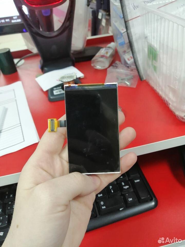 Экран на телефон Samsung C6712 ориг  89003081353 купить 1