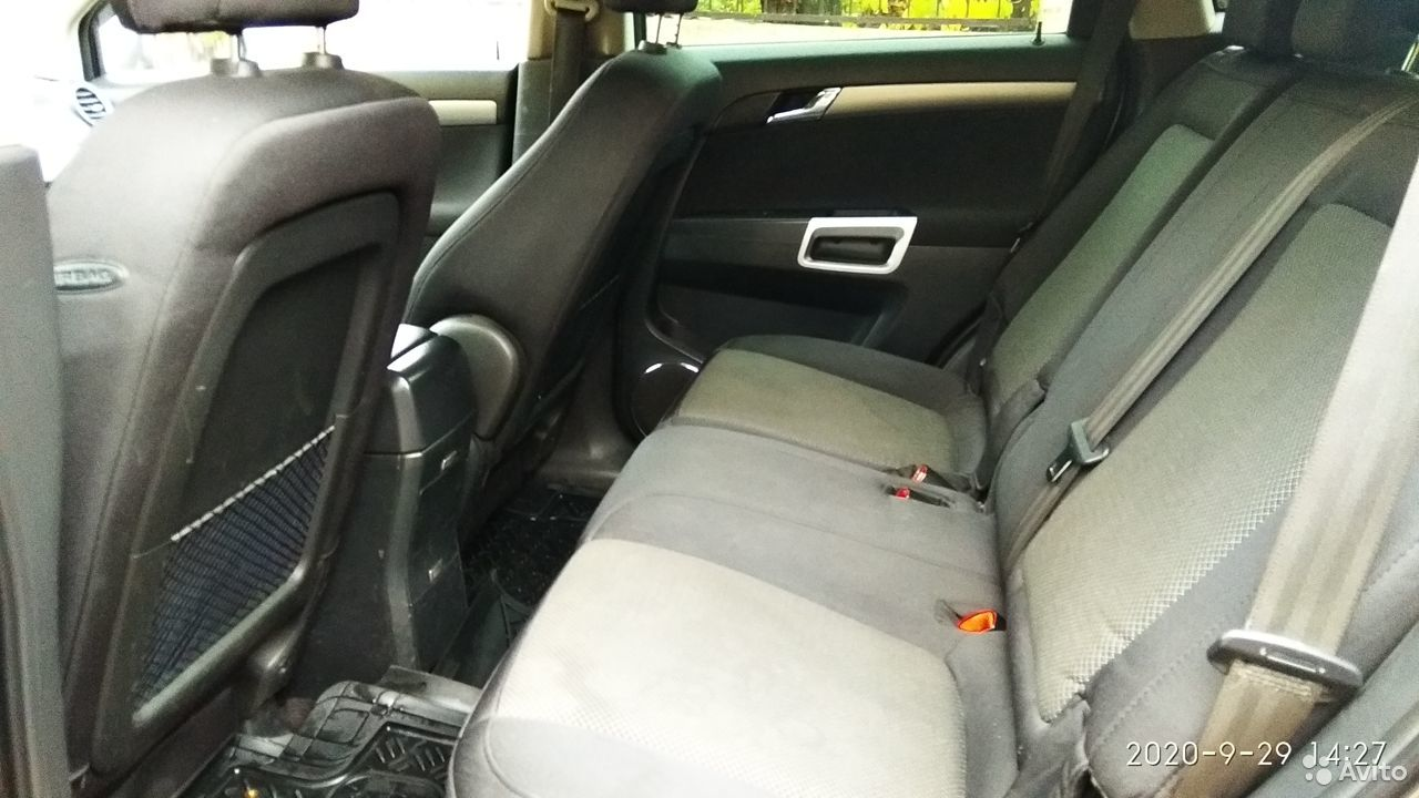 Opel Antara, 2007  89617258214 купить 9