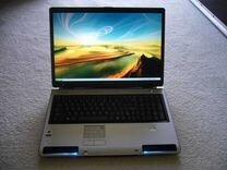 Ноутбук Toshiba с огромный 17.3