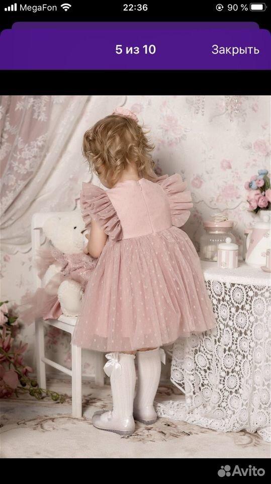Платье детское на 1 год  89990722179 купить 2