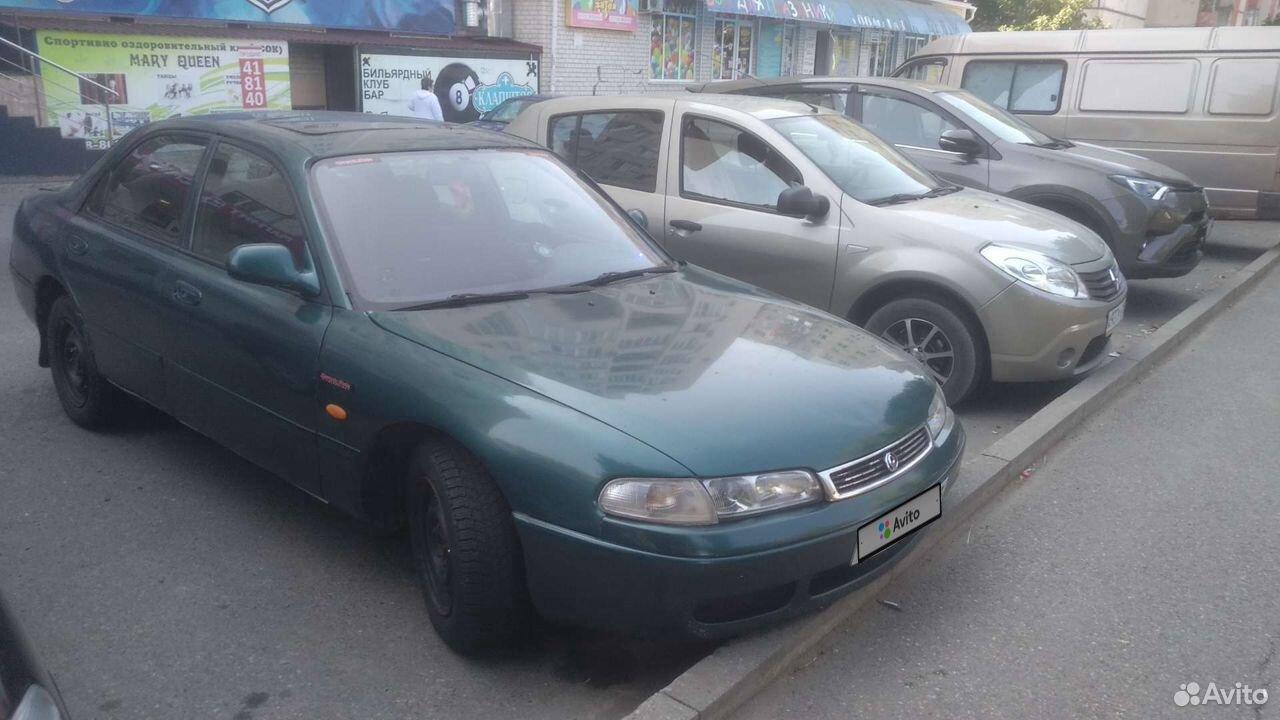 Mazda 626, 1992  89289703048 купить 4