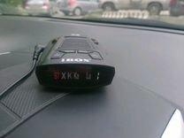 Радар детектор ibox x8